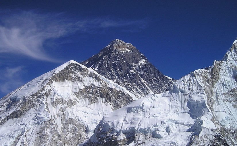 The Secret of Mount Everest's Human Faeces Litter Problem