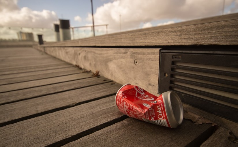 What Everyone Should Know About The UK's Litter Problem