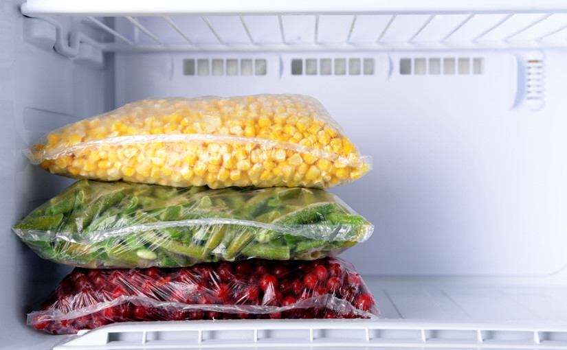 Beat Food Waste with your Freezer!