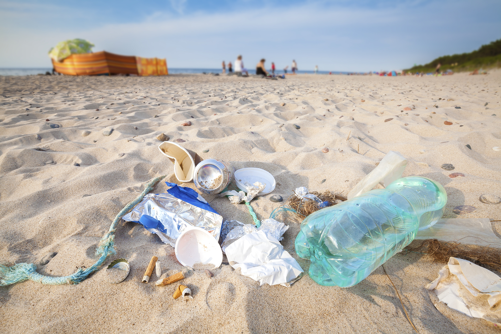Biodegradable Plastic Is Just As Bad For The Environment