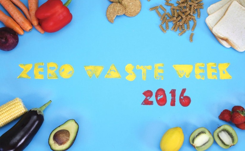 Zero Waste Week competition 2016