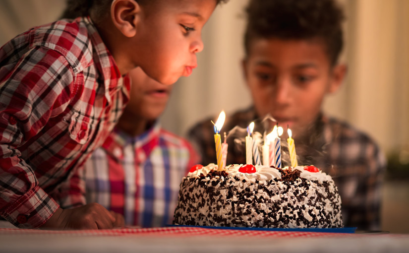How to throw a zero waste kid's birthday party