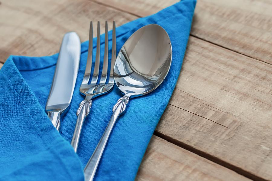 Zero waste cloth napkin