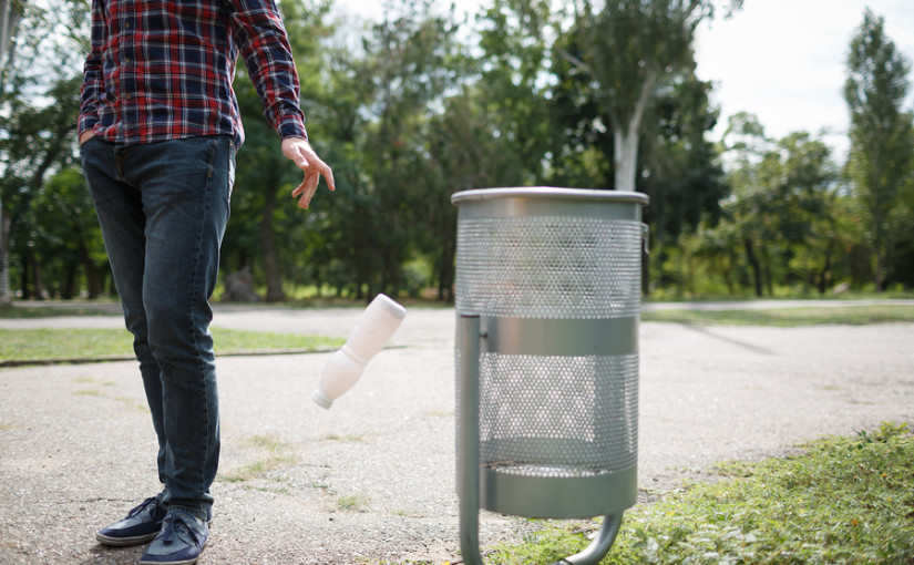 Littering fines in England have doubled