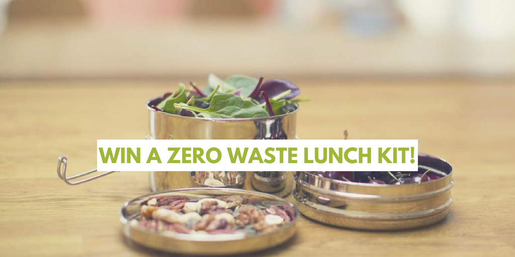 Win a zero waste lunch kit!
