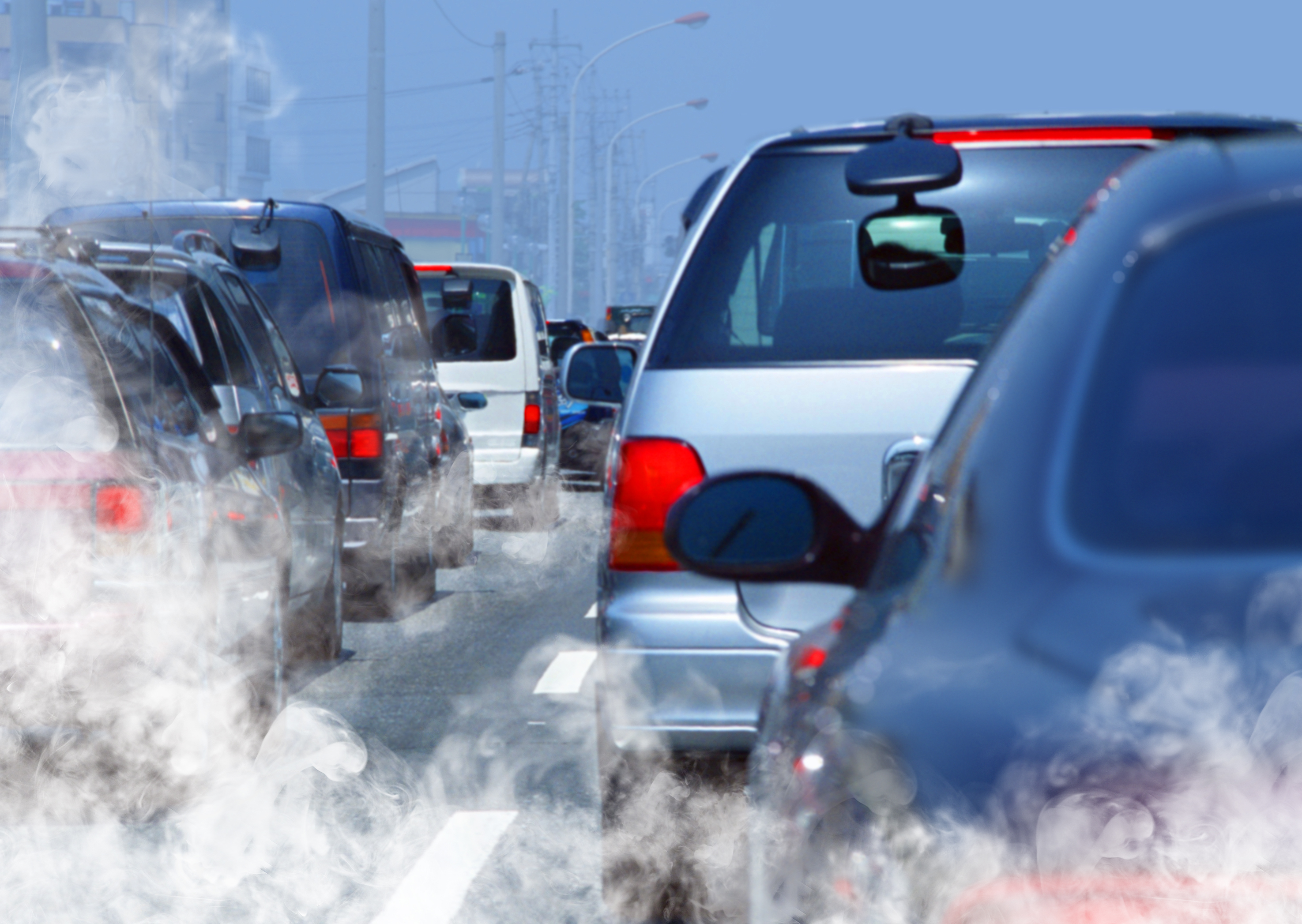 Air pollution from traffic