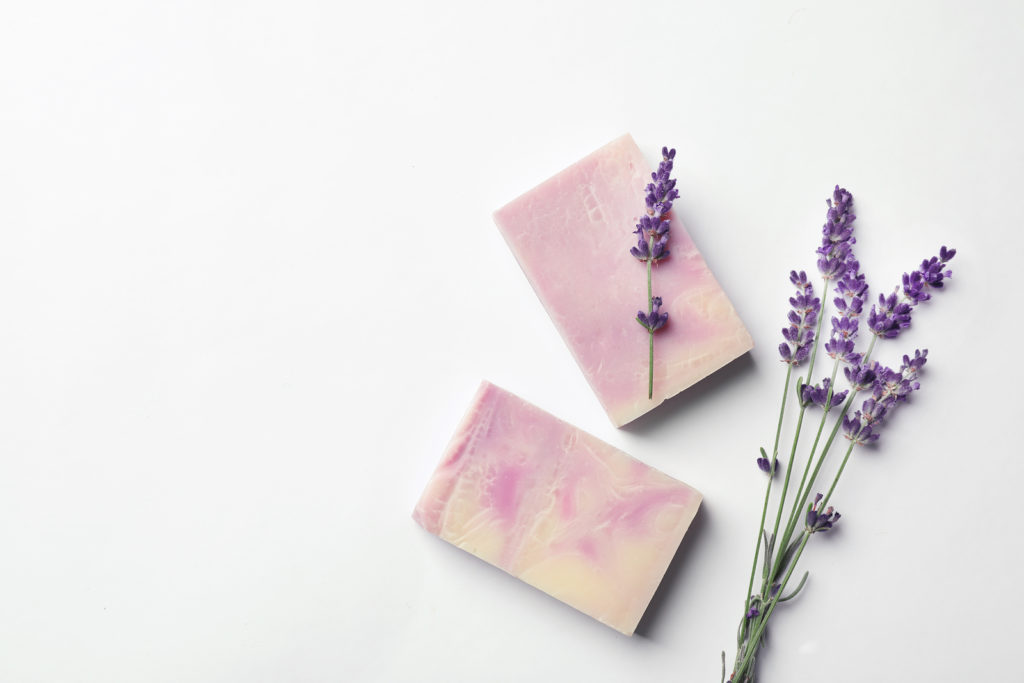handmade eco-friendly soap