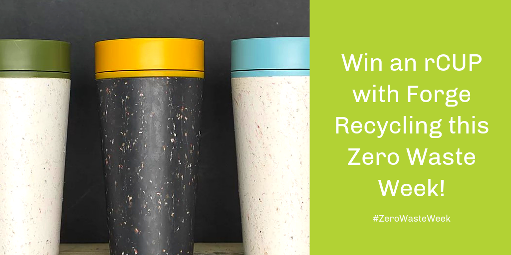 zero waste week competition for reusable cups