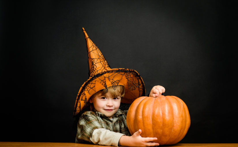 How to plan a sustainable Halloween