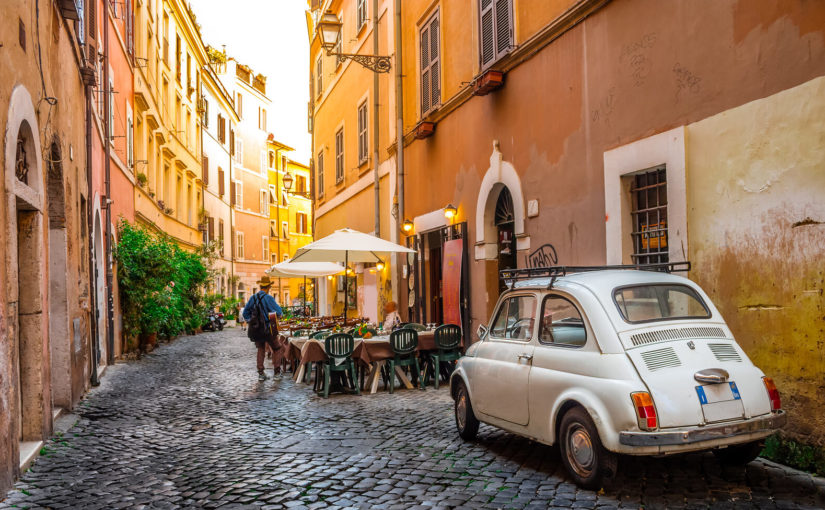 How recycling in Rome leads to free travel
