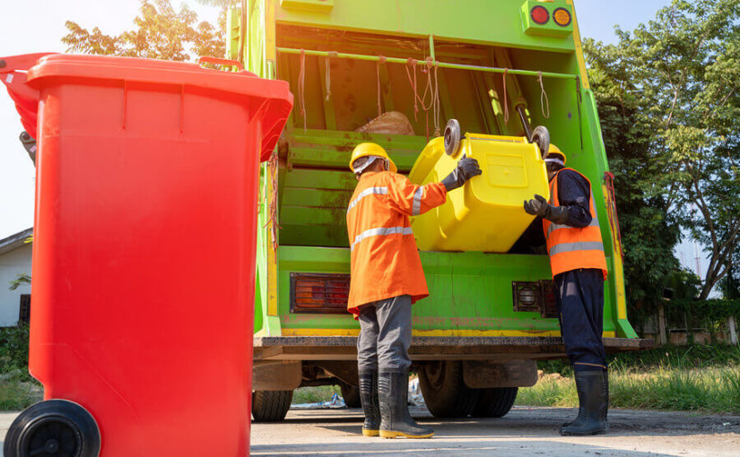 Increase in domestic waste leads to councils burning recycling