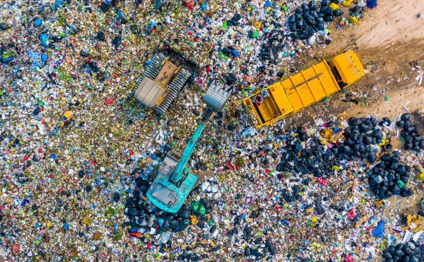 How does landfill work?