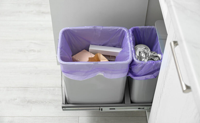 What is domestic waste?