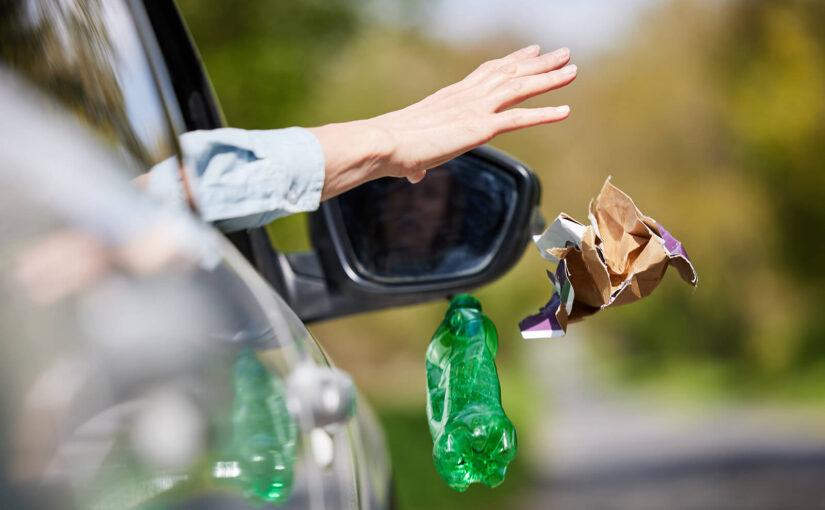 How to report littering in Leeds & Yorkshire
