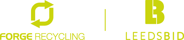 forge recycling and leeds bid logo